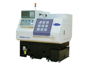 Small-sized high speed high accuracy CNC lathes