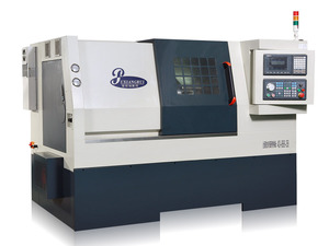 Turret-tailstock type CNC lathes