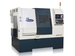 High speed high accuracy CNC lathes